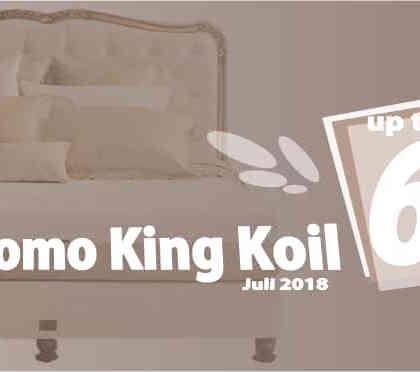 Promo King Koil Bulan Agustus 2019