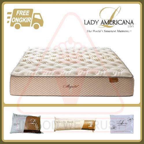 Lady Americana - Majestic - Kasur Saja - 120 x 200 / 120x200