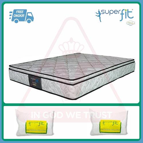SuperFit by Comforta - SilverXtra - Kasur Saja - 120 x 200 / 120x200