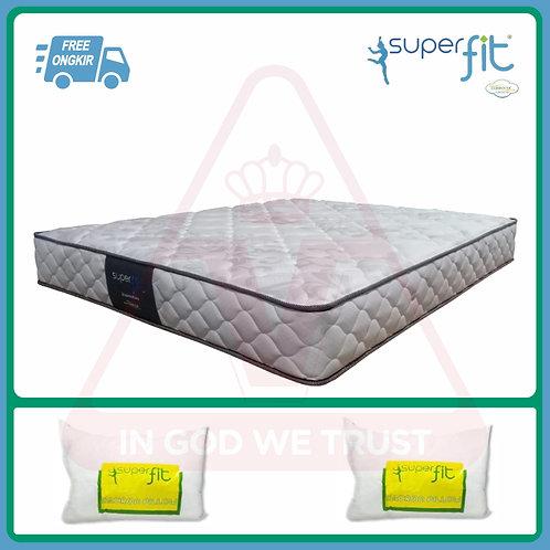 SuperFit by Comforta - ClassicXtra - Kasur Saja - 160 x 200 / 160x200