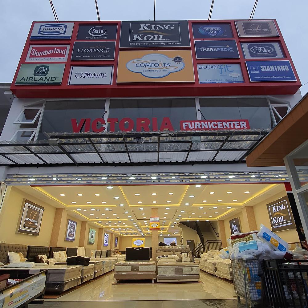 Toko Victoria Furnicenter Malang