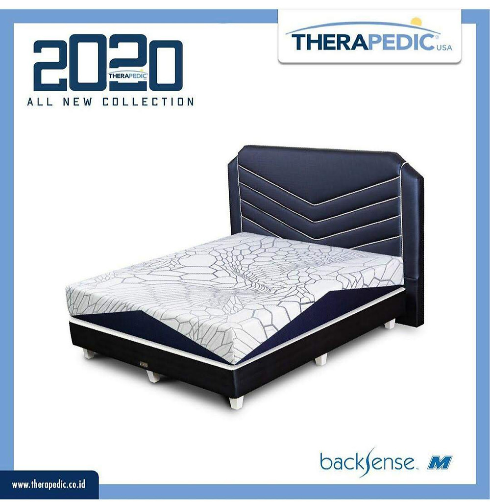 Therapedic Backsense M | Victoria Furnicenter