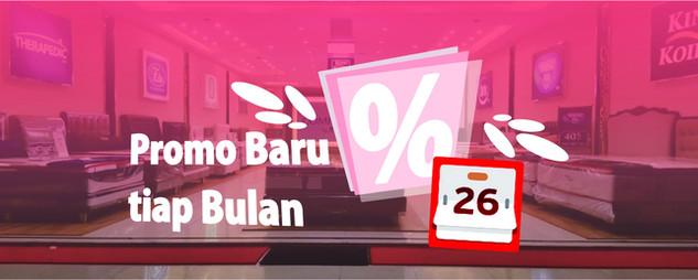 Promo Baru Spring Bed Tiap Bulan Victoria Furnicenter
