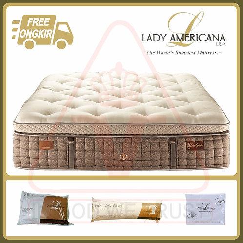 Lady Americana - Heirloom - Kasur Saja - 200 x 200 / 200x200