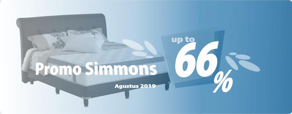 Promo Simmons Bulan Agustus 2019