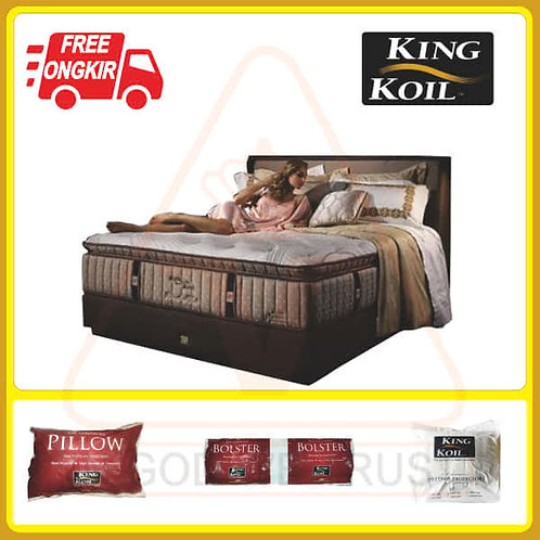 King Koil - International Classic - Set - 180 x 200 / 180x200