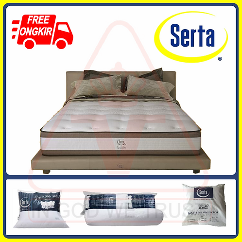 Serta - Estate - Set - 160 x 200 / 160x200