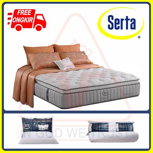 Serta - iBreeze - Kasur - 200 x 200 / 200x200