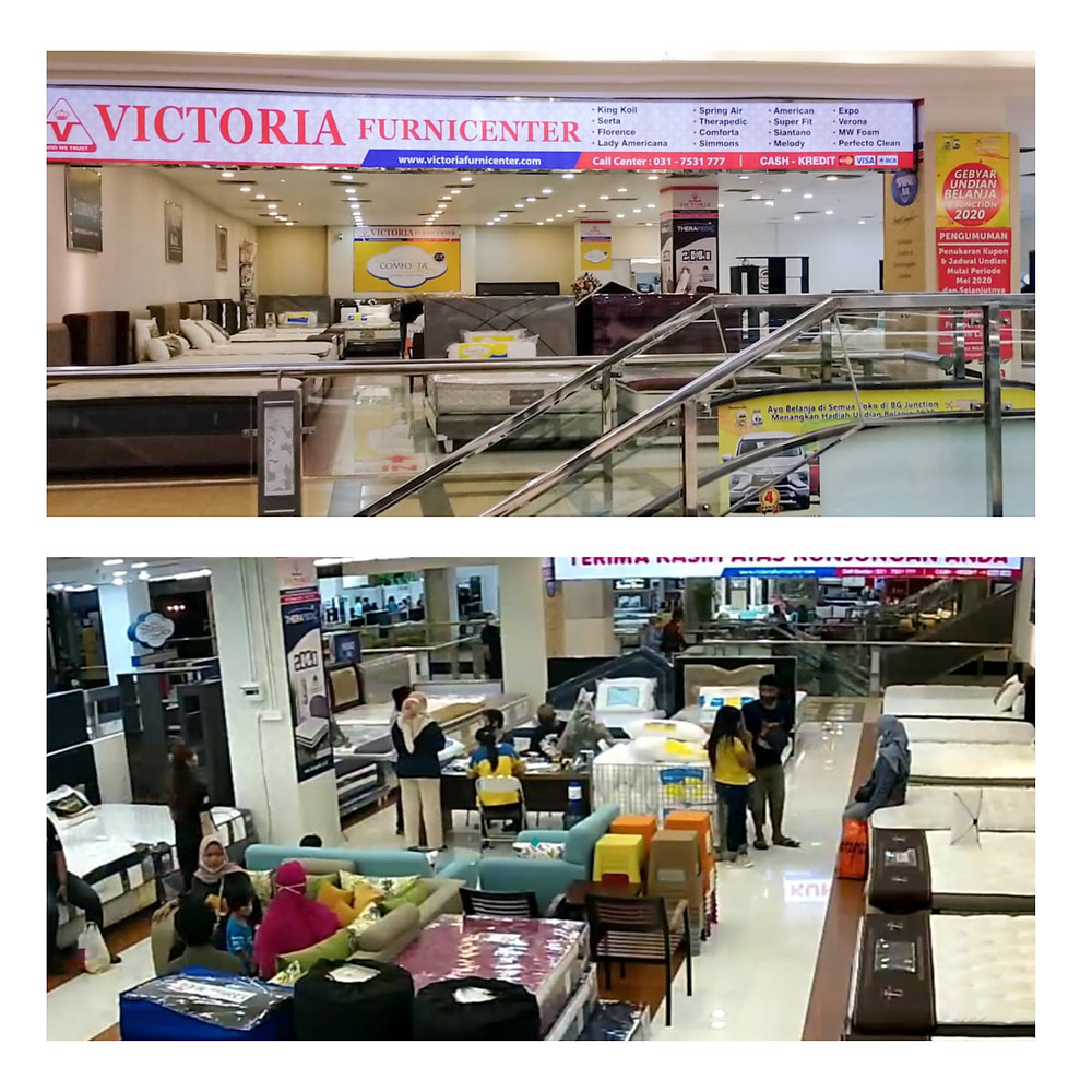Victoria Furnicenter Maspion Square Surabaya