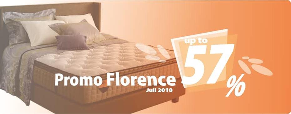 Promo Florence Bulan Juli 2018