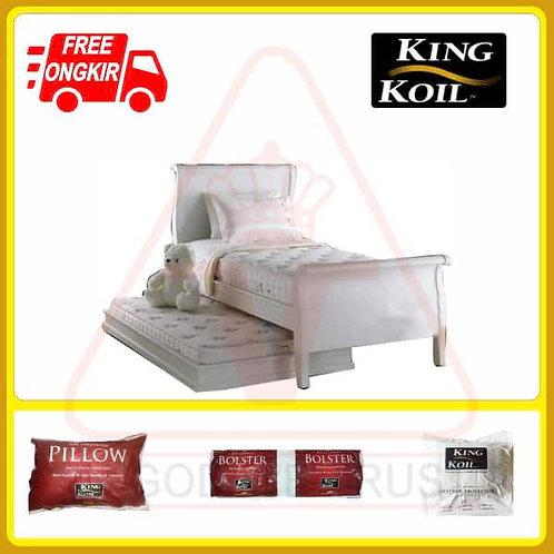 King Koil - Kids Duo - Set - 100 x 200 / 100x200