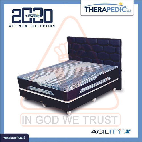 Therapedic - Agility X - Set - 180 x 200 / 180x200