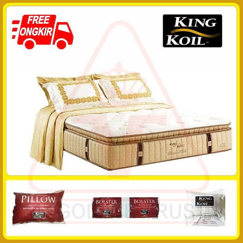 King Koil - International Classic - Kasur - 180 x 200 / 180x200