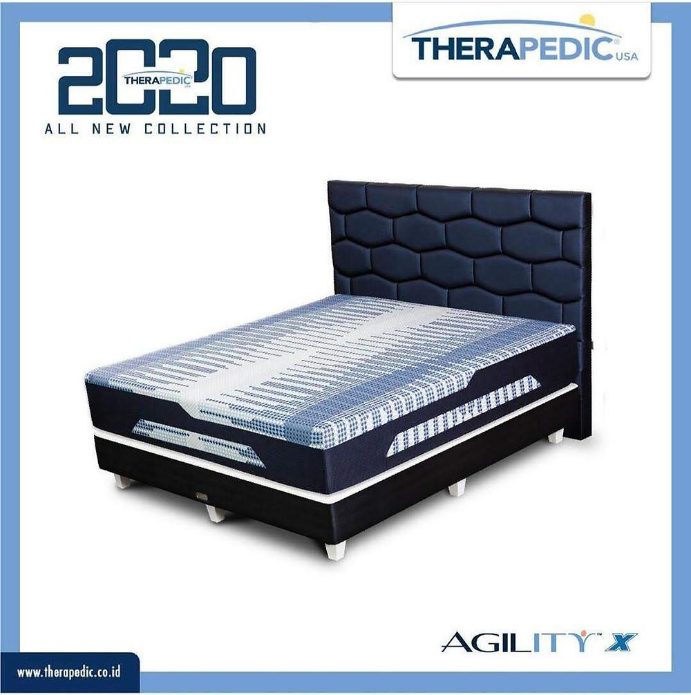 Therapedic Agility X | Victoria Furnicenter