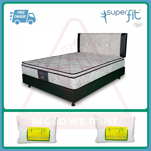 SuperFit by Comforta - SilverXtra - Set - 90 x 200 / 90x200