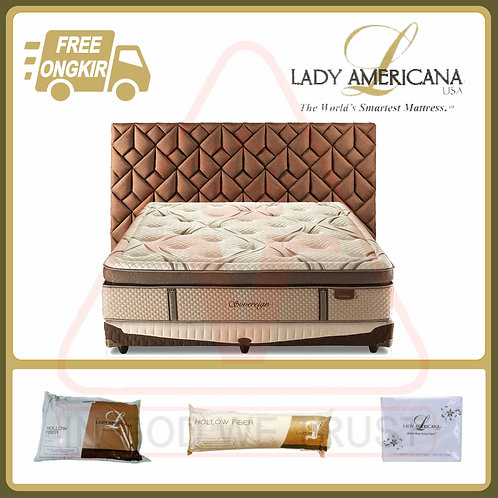Lady Americana - Sovereign - Set - 160 x 200 / 160x200