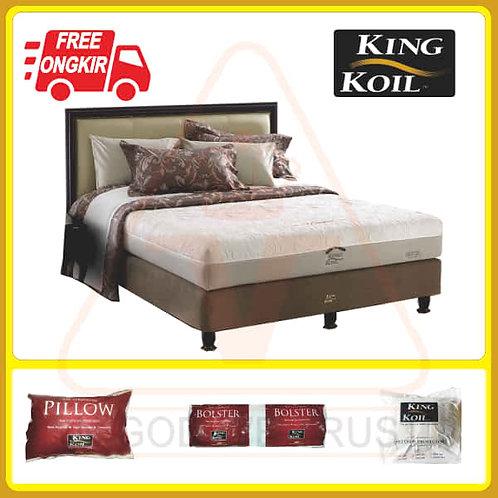 King Koil - Marques - Set - 180 x 200 / 180x200