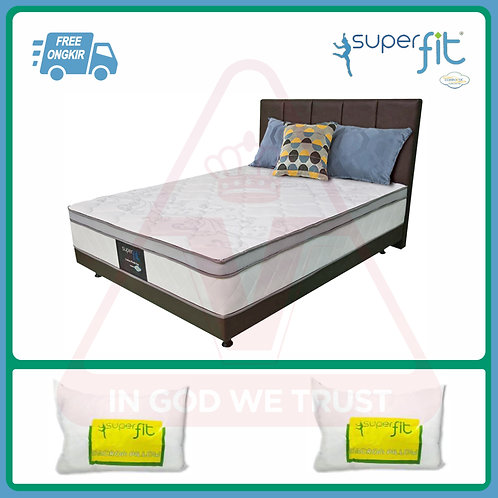 SuperFit by Comforta - FusionXtra - Set - 180 x 200 / 180x200