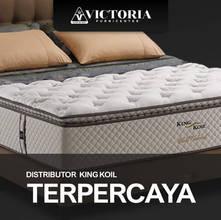 Jual KING KOIL Spring Bed Beli Harga Murah Distributor Pabrik Surabaya Sidoarjo Malang