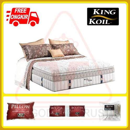 King Koil - Natural Response - Kasur - 100 x 200 / 100x200