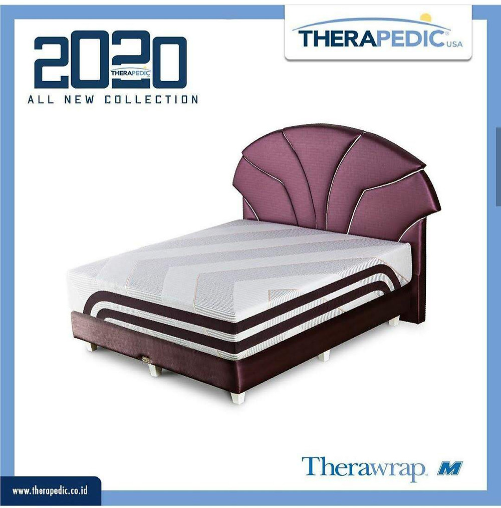 Therapedic Therawrap M | Victoria Furnicenter