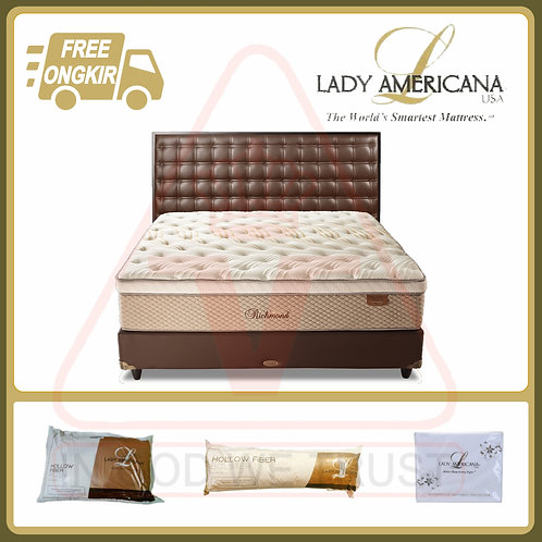 Lady Americana - Richmond - Set - 180 x 200 / 180x200