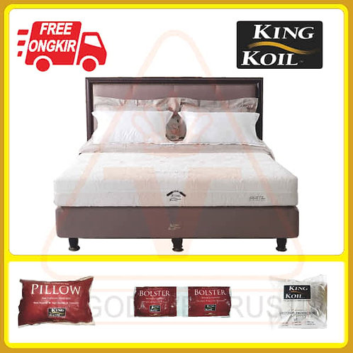 King Koil - Viscountess - Set - 180 x 200 / 180x200