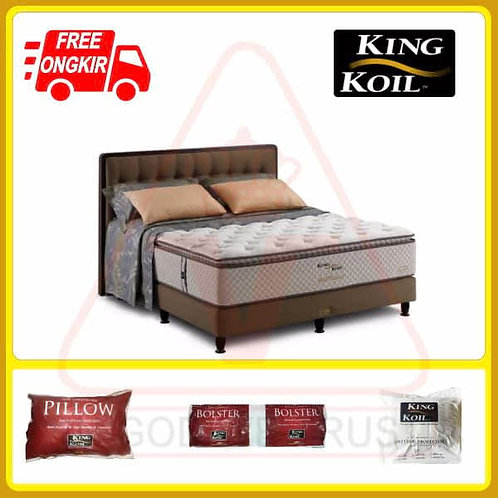 King Koil - World Endorsed - Set - 160 x 200 - 160x200