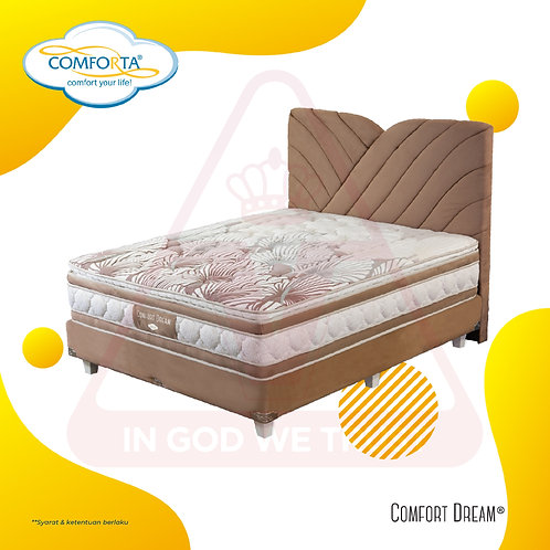 Comforta - Comfort Dream - Set Angin - 180 x 200 / 180x200