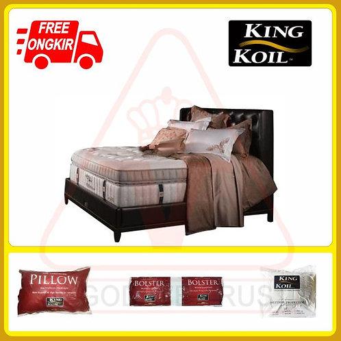 King Koil - Masterpiece - Set - 180 x 200 - 180x200