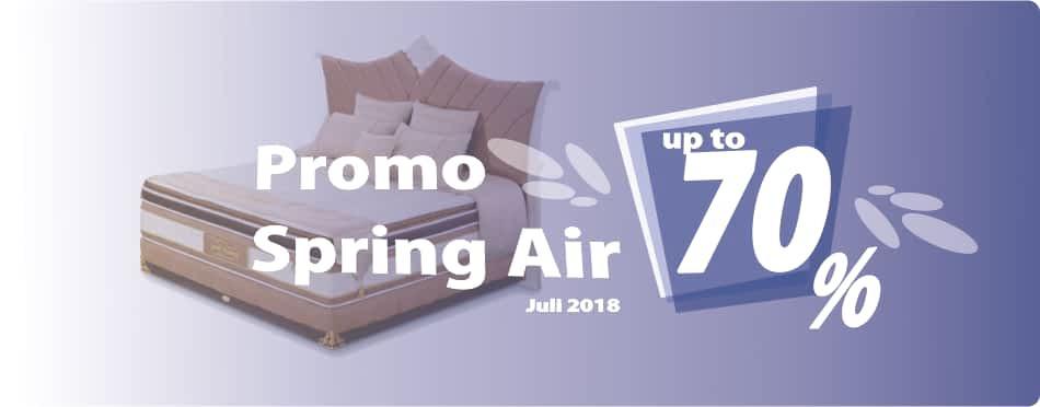 Promo Spring Air Bulan Juli 2018