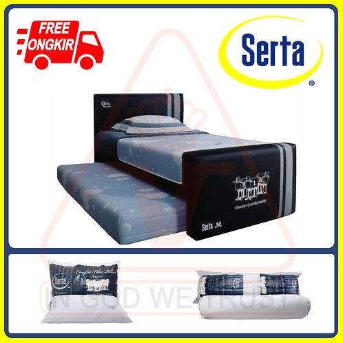 Serta - Junior Double Bed - Set - 120 x 200 / 120x200