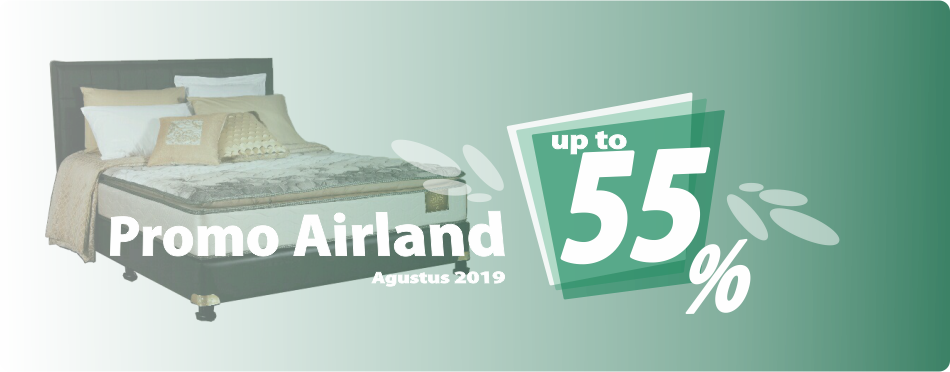 Promo Airland Bulan Agustus 2019
