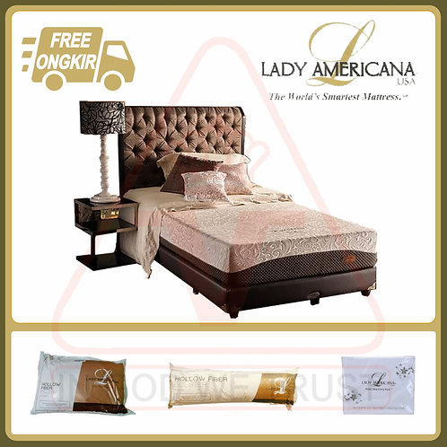 Lady Americana - Royal Solitaire - Set - 160 x 200 / 160x200