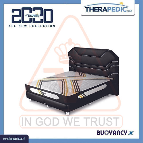 Therapedic - Buoyancy X - Kasur Saja - 180 x 200 / 180x200