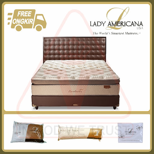 Lady Americana - Excelsior - Set - 120 x 200 / 120x200
