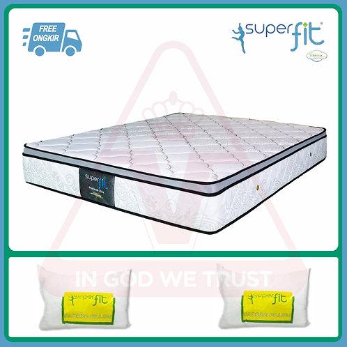SuperFit by Comforta - Gold Extra - Kasur Saja - 120 x 200 / 120x200