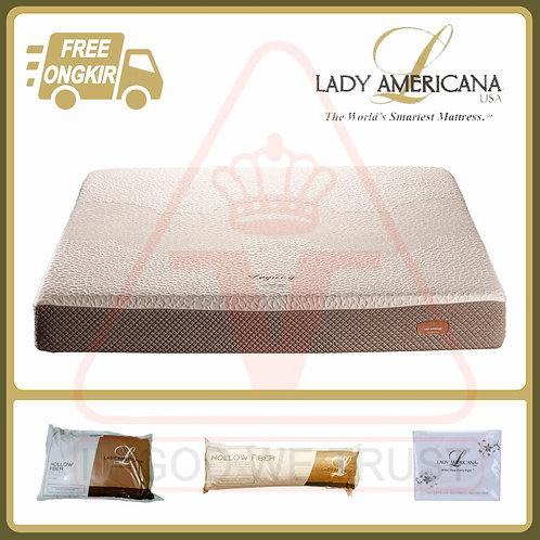 Lady Americana - Legacy - Kasur Saja - 120 x 200 / 120x200