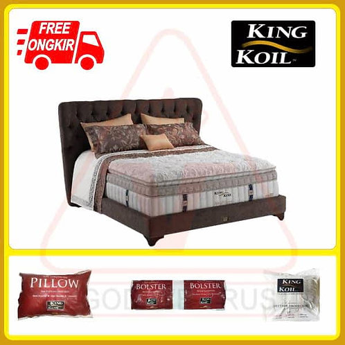 King Koil - Natural Response - Set - 200 x 200 / 200x200