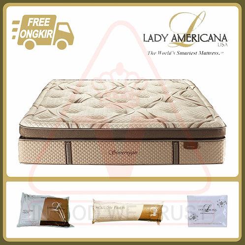 Lady Americana - Sovereign - Kasur Saja - 200 x 200 / 200x200