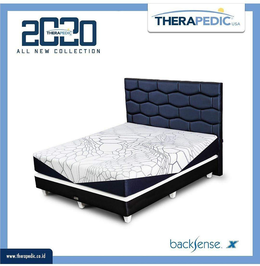 Therapedic Backsense X | Victoria Furnicenter