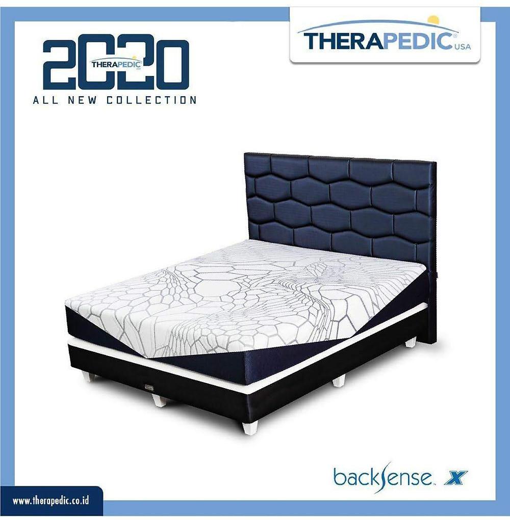 Therapedic Backsense X | Victoria Furnicenter