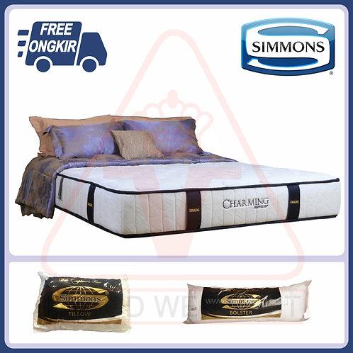 Simmons - Charming - Kasur Saja - 100 x 200 / 100x200