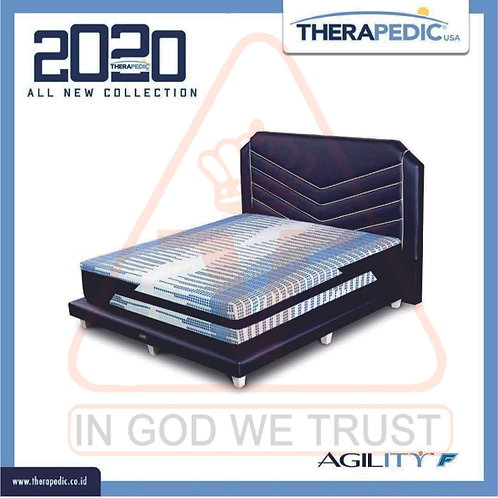 Therapedic - Agility F - Set - 180 x 200 / 180x200