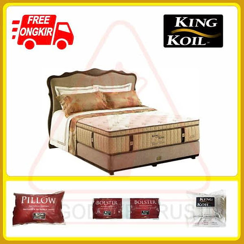 King Koil - Grand Classic - Set - 180 x 200 / 180x200