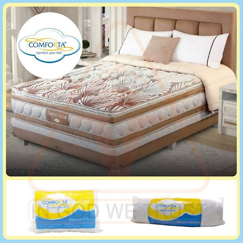 Comforta - Comfort Dream - Set - 120 x 200 / 120x200