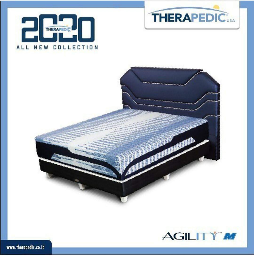 Therapedic Agility M | Victoria Furnicenter
