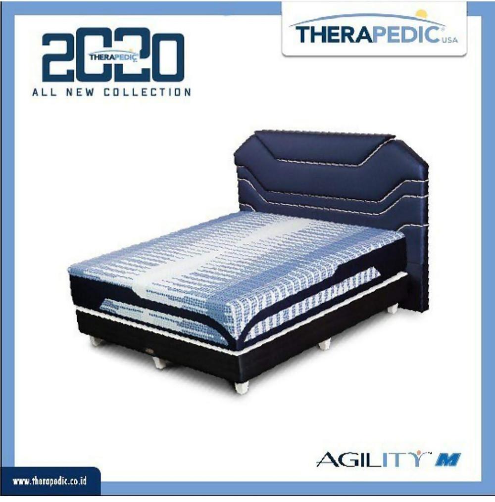 Therapedic Agility M | Victoria Furnicenter
