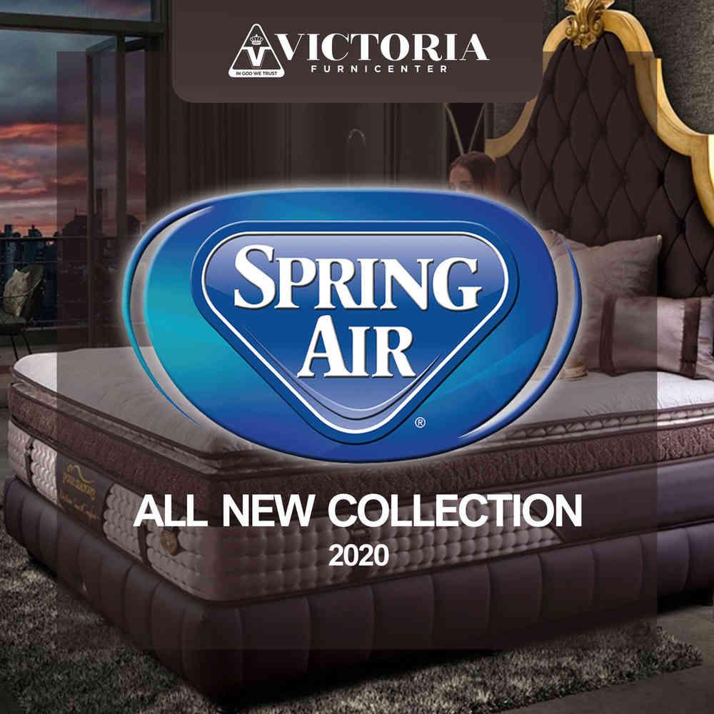 SPRING AIR All New Collection 2020 | Kasur Matras Spring Bed Mewah Luxury Surabaya Sidoarjo Malang