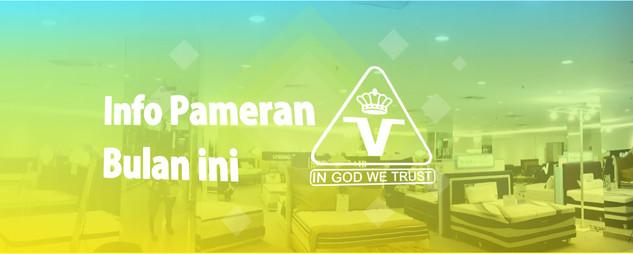 Info Pameran Bulan Ini Victoria Furnicenter Surabaya Sidoarjo Spring Bed Murah Suabaya